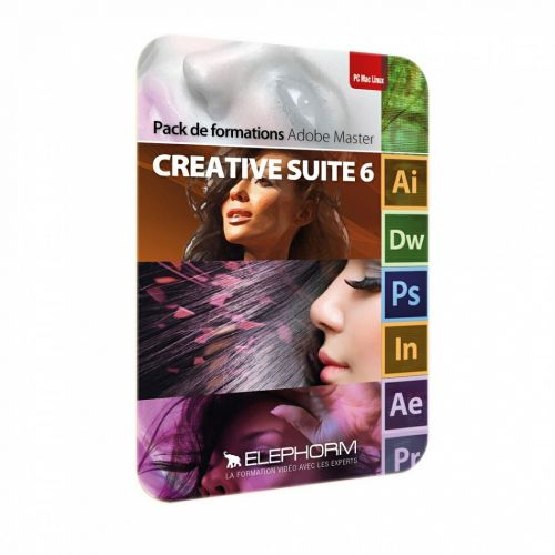 Adobe CS6 Creative Suite 6 Master Collection box