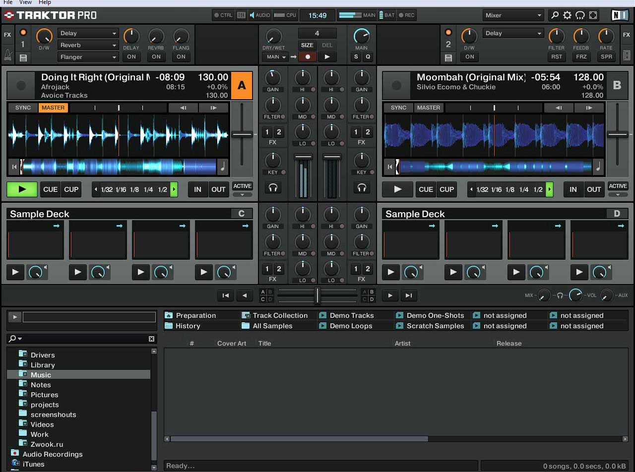 traktor download crack