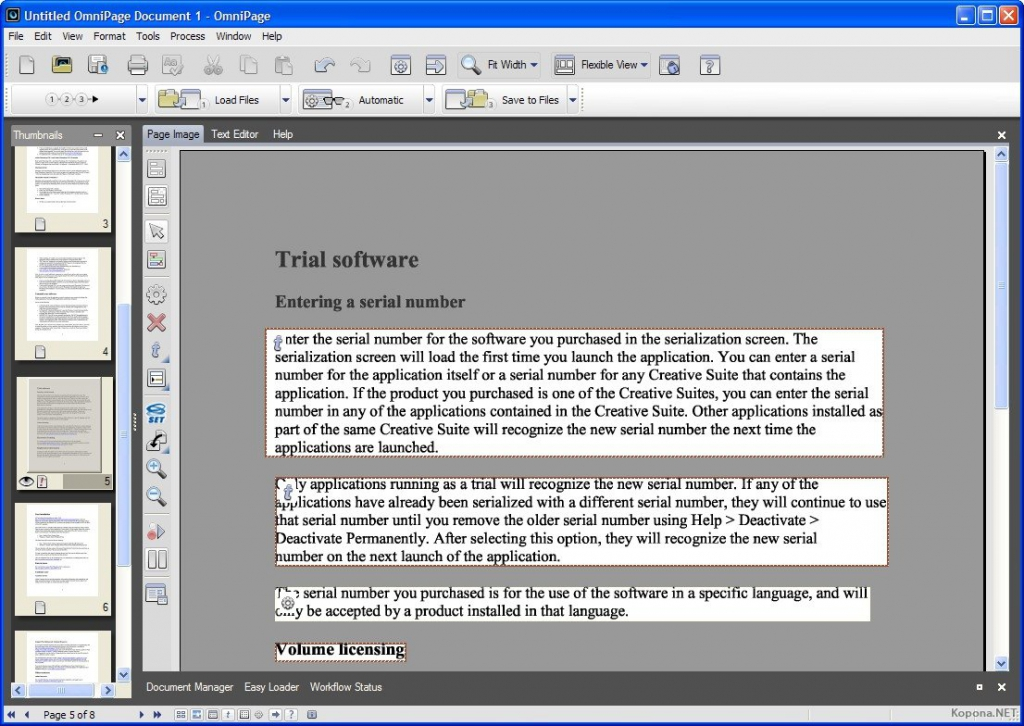 OmniPage Professional 17 review | Alphr